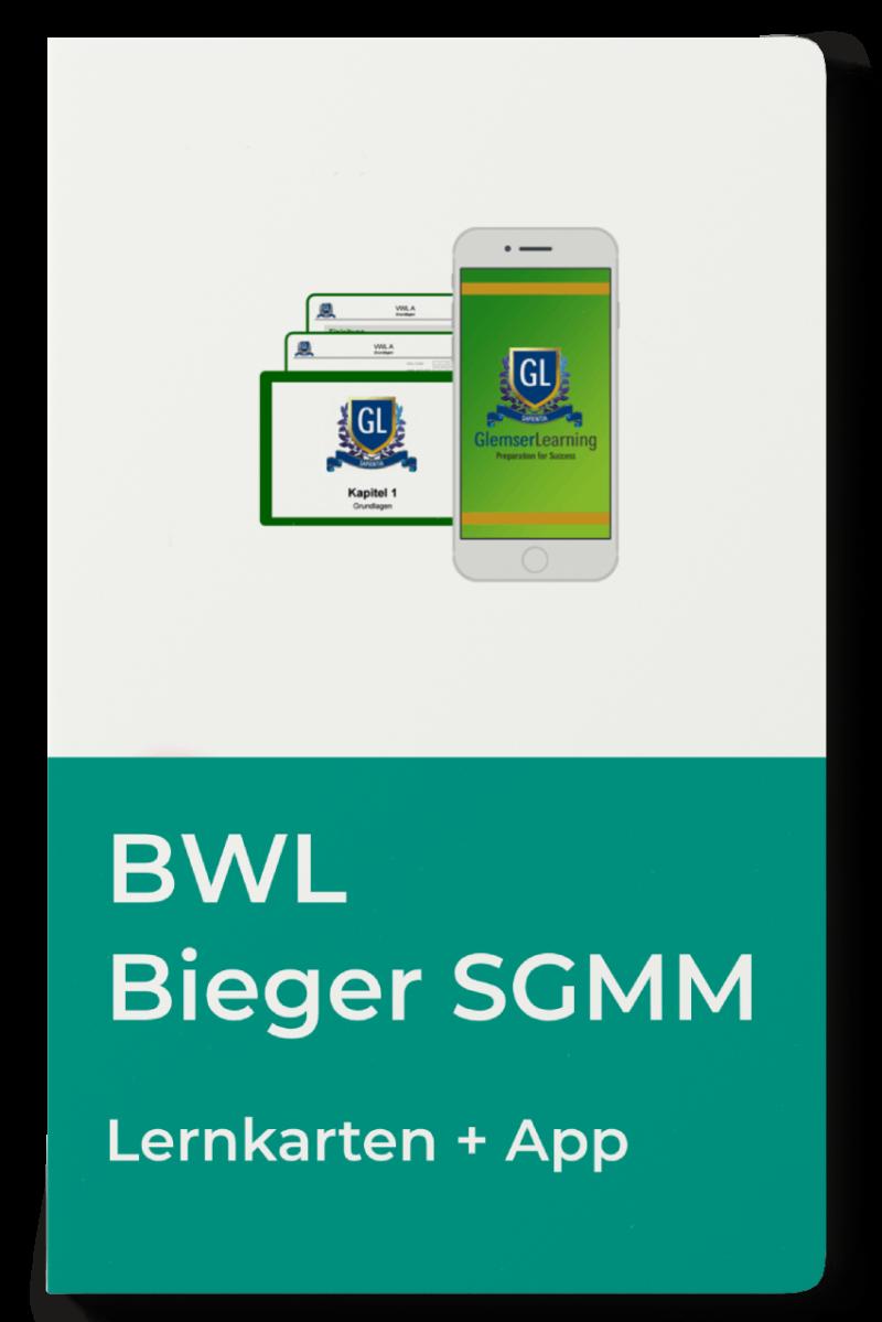 Lernkarten Bieger SGMM