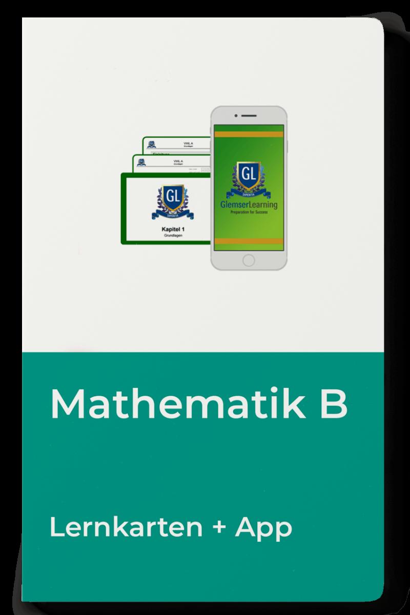 Lernkarten Mathematik B