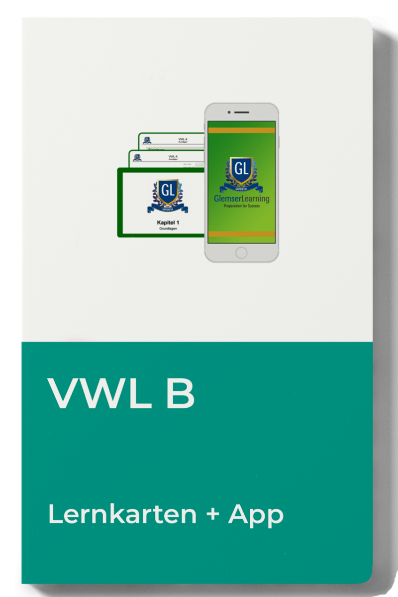 Lernkarten VWL B