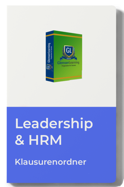 Ordner Leadership & HRM