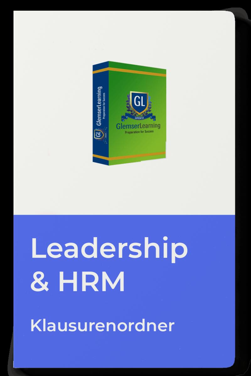 Ordner Leadership & HRM