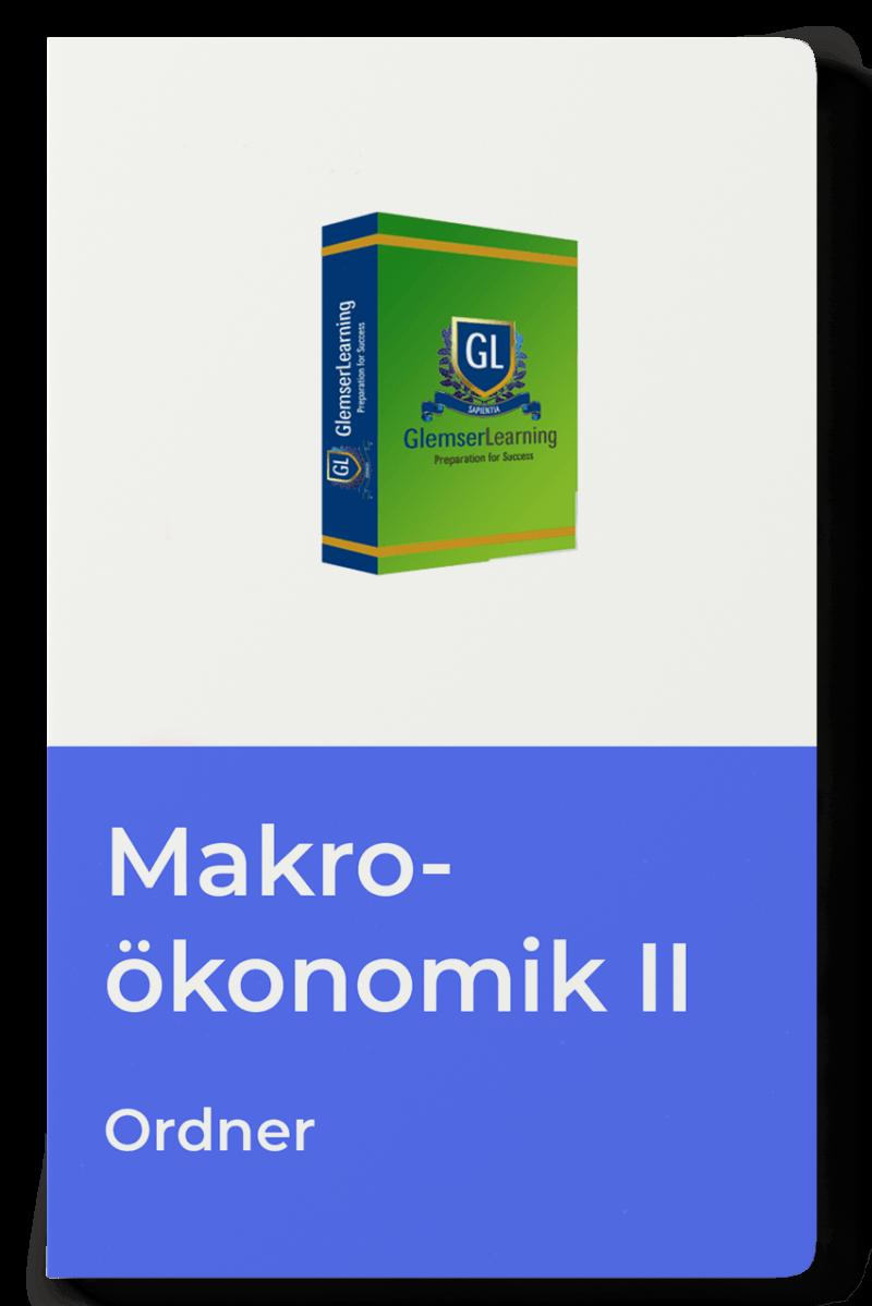 Makroökonomik II