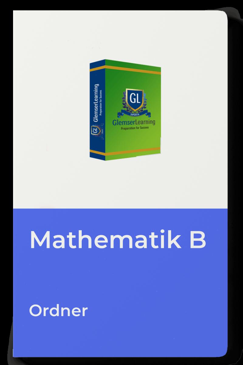 Ordner Mathematik B