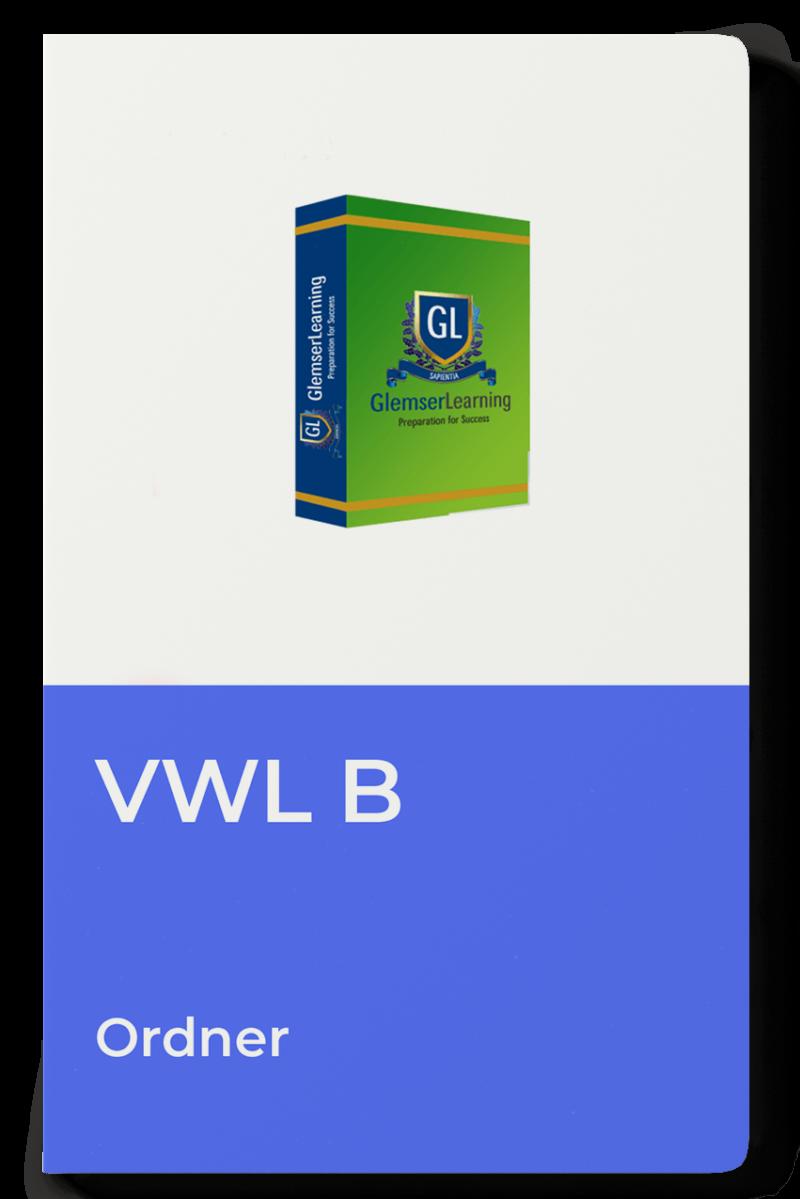 Ordner VWL B