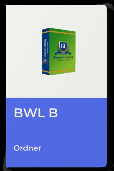 Ordner BWL B